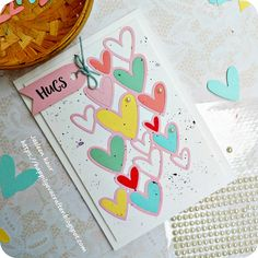 Heart Cards, Google Images, Card Making, Card Ideas, How To Make, Hearts, Making Cards, Stamping
