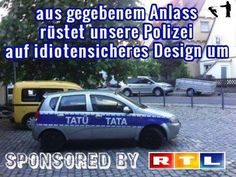++++NEWS++++ Der Polizei hat wat neues +++++NEWS+++++ pic.twitter.com/Jzi8y8ATEw