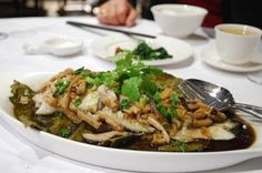 Whole Fish and Fish Salad from Classic Chinese New Year's Food Traditions for a Lucky Start (Slideshow)