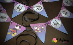 Epic Mickey Banner by Stylingthemoment on Etsy, $8.50