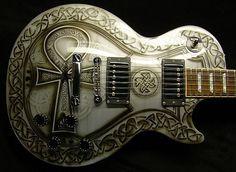 Celtic Custom Guitar