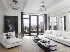 David Howell Design – потрясающие интерьеры Нью-Йорка