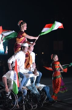 Rajasthan Day 2016 -  Thrilling performances by local artists at Janpath.