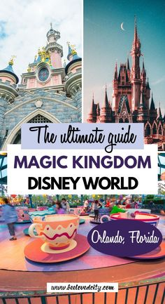 Going to Orlando, FL soon? Everything you need to know about Magic Kingdom at Disney World is just here! Discover the best Disney World tips and tricks, fast pass recommendations and plenty more! Disney World things to do Disney World Tips And Tricks, Disney Tips, Disney Disney, Disney Travel, Disney Parks, Disney World Florida, Florida Travel, Travel Usa, Canada Travel