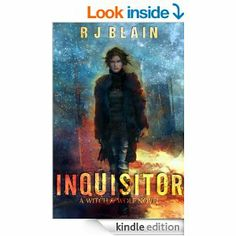 Want to really help an author out? Like Urban Fantasy novels? Enjoy thrillers? Add my novel to your wishlist! And... if you fall in love with the sample, read the book! :)
