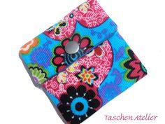 Tampontaschen - Minitasche Tampontasche Täschchen - ein Designerstück von CreativeArtDesign bei DaWanda
