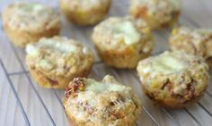 These versatile corn and cheese savoury muffins are the perfect snack for when you're out-and-about. They are delicious for the lunch box, and make a great breakfast too! What's not to love about these 'eat anywhere' bites?