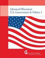 Advanced Placement U.S. Government and Politics, Book 1 Lesson Plans #highschool #lessonplans #ap #advancedplacement #examville #12thgrade #10thgrade #11thgrade #teaching #teachingresources #usgovt #usgoverment