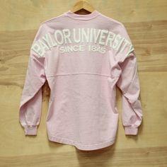 Baylor University Spirit Jersey - Pink