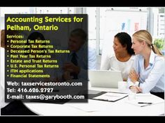 Pelham   Accounting Services   416-626-2727   taxes@garybooth.com
