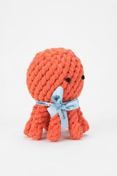 Octopus Rope Animal Toy  #UrbanOutfitters