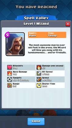 All Cards  Arena 5 | Clash Royale Cards http://ift.tt/1STR6PC
