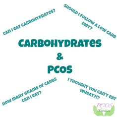 These are just frequent questions I get asked about carbohydrates and PCOS.  So.. 🌟Carbs are not off limits if you have PCOS 🌟You don't have to follow a low carb diet 🌟If you are insulin resistant and have PCOS, follow a low GI diet to manage your blood sugar levels ✅Most importantly it is personal preference. Find out what works for you. 👉http://www.pcosandnutrition.com/carbohydrates-and-pcos  #pcos #pcossupportandpositivity #pcossupport #pcosawareness #pcosfertility #health #nutrition