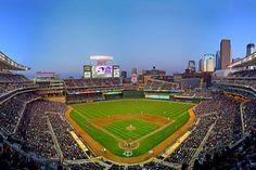 Minnesota + Baseball
