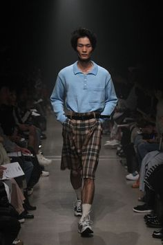 Ryota Murakami Spring Summer 2016 Primavera Verano - Mercedes-Benz Fashion Week Tokyo - #Menswear #Trends #Tendencias #Moda Hombre - MFT