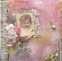 2 Crafty Chipboard : Layout Featuring Some NEW Release Pieces Plus A Boy LayoutBy Di Garling