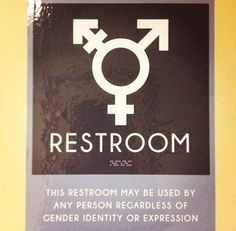 gender neutral toilets - Google Search