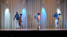 Yamulee performs New routine, Volare, at the Houston Salsa Congress 2014