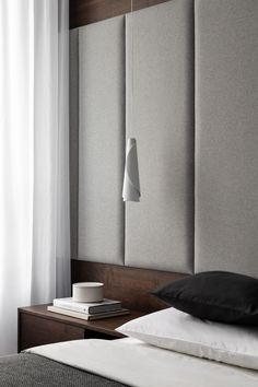 bedroom Bedroom Closet Design, Design Competitions, Floating Nightstand, Modern Contemporary, Ottoman, Flats, Living Room, Interior Design, House