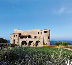 """An Umbrian castle """"restoration"""""""