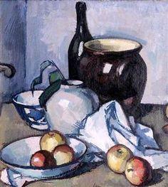 Still Life - Samuel Peploe, 1930