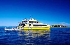 The only way to get to and from the #Yasawa islands #Fiji.
