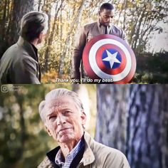 What are your thoughts on the New Captain America? for me Old Man Steve did make the right choice on giving the shield to Sam.…<<< Sam is Cap for a while in the comics anyway Captain Murica, Captain America Movie, Chris Evans Captain America, Captain America Shield, Marvel Dc Movies, Comic Movies, Marvel Characters, Avengers Team, Marvel Avengers