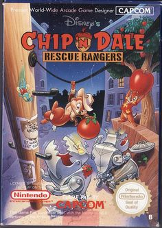 Chip 'n Dale - Rescure Rangers