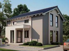 Das rundum ausgereifte und funktionale Grundriss-Konzept des Solution 117 bietet puren Wohngenuss. Auch dieses wunderschöne Haus gibt es in der Ausbau-Variante.