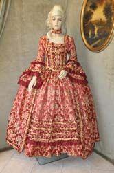 Vestiti Storici Abiti per Rievocazioni Costumi del Settecento 1700   Carnevale…