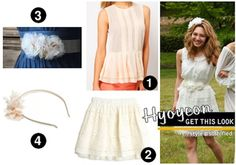Soshified Styling Get This Look: SNSD GiRL de Provence