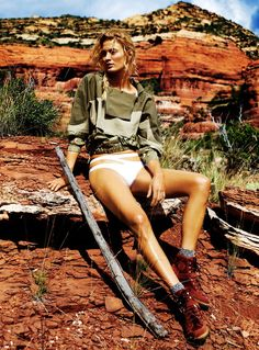 Michelle Buswell   Red Magazine   February 2015   Photograph: David Gubert   Styling: Alexandra Stedman