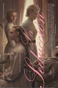 """Esta semana en nuestro blog Apuntes de cine: """"La seducción"""" de Sofía Coppola."""
