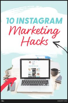 New to using Instagram for business? Or just looking for tips and tricks to make your Instagram marketing more effective? Here are 10 effective Instagram marketing hacks to grow your account, increase engagement, and expand your brand's awareness.    #KimGarst  #InstagramMarketing  #InstagramHacks  #InstagramForBusiness Social Media Marketing Business, Social Media Tips, Best Entrepreneurs, Instagram Tips, Blogging, Advice, Hacks, Engagement, Group