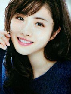 Satomi Ishihara Beautiful Smile, Beautiful Asian Girls, Beautiful People, Satomi Ishihara, Japanese Makeup, Exotic Beauties, Female Portrait, The Girl Who, Elegant Woman