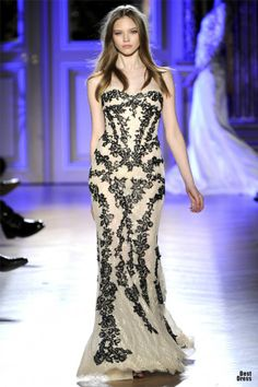 Zuhair Murad SPRING/SUMMER 2012 Zuhair Murad High Fashion Haute Couture glamour featured fashion