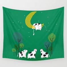 Design your everyday with wall tapestries you'll love to hang on the wall or lay on the ground. Cute Shower Curtains, Wall Tapestry, Design Trends, Decor Styles, House Ideas, Home Decor, Art, Art Background, Decoration Home