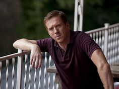 Still of Damian Lewis in Homeland
