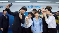 150816 대한민국 청와대's Facebook update