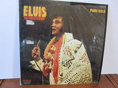 Elvis PresleyPure Gold 1976 ANL1-0971e by Kissiana on Etsy $22.00