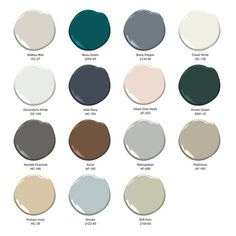 Benjamin moore just released the most sophisticated paint color of Trending Paint Colors, Popular Paint Colors, Green Paint Colors, Interior Paint Colors, Paint Colors For Home, House Colors, Home Interior Design, Interior Painting, Wall Colours