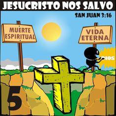 "Evangelismo Creativo - Evangegable II - ""Plan de Salvación"" ~ Evangelismo Creativo"
