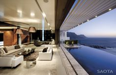 Nettleton 198; Clifton, Capetown, South Africa; Stefan Antoni Olmesdahl Truen Architects