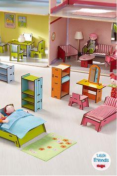 Little Friends – Puppenhaus-Möbel Villa Sonnenschein (Artikelnummer 300511)
