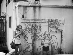 George Town (喬治市) in Penang Malaysia | Street Art travelwithlamb.com
