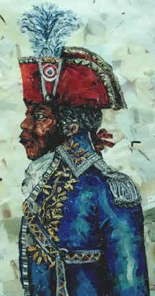 Slave rebellion on the French island of St. Domingue was led by Francois-Dominique Toussaint L'Ouverture in 1791 and it ended in 1804. It ended with the independent republic of Haiti. Success of slaves frightened colonial elites and made even more cautious about social change.