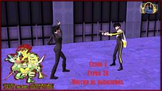 TMNT in sims-2 s 04:INFECTION: Mission Impossible episode 26.