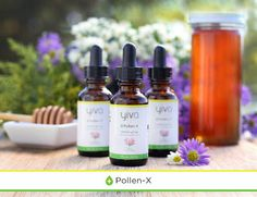 Yiva Pollen-X allergy drops review and giveaway!  Come win a bottle to help relieve your seasonal allergies! | We Like to Learn as We Go