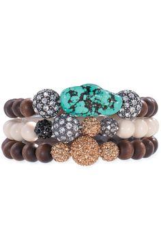 Prosper Bracelet & Revival Bracelet (2 on bottom) both $34