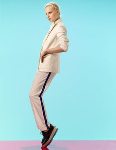 photo by Liam Duke: Sporty Fashion for the Guardian
